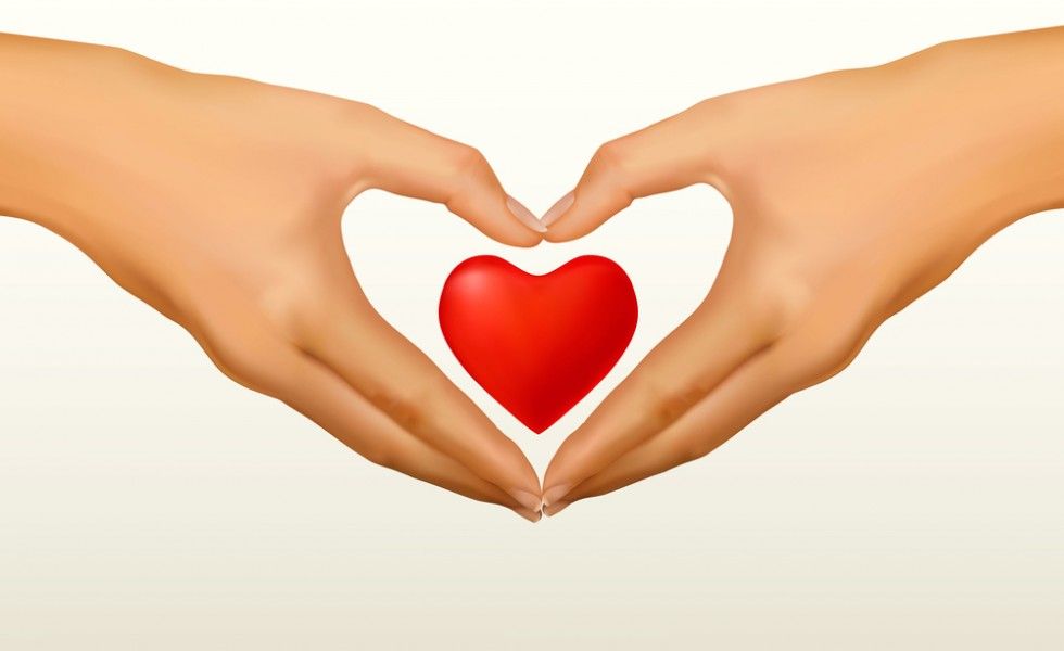 bigstock-Love-concept-Two-hands-made-i-23880560